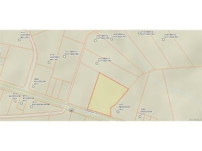 Powhatan Residential Lots & Land For Sale: 0002 Anderson Highway