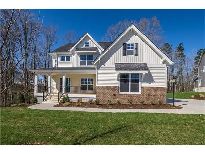 New Kent County Single Family Home For Sale: 7490 Winding Jasmine Road
