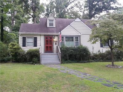 Henrico Rental For Rent: 8412 Copley Drive