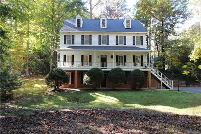Richmond Single Family Home For Sale: 4300 Southaven Road