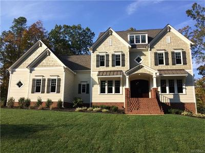 Chesterfield County, Henrico County Single Family Home For Sale: 13507 Kelham Road