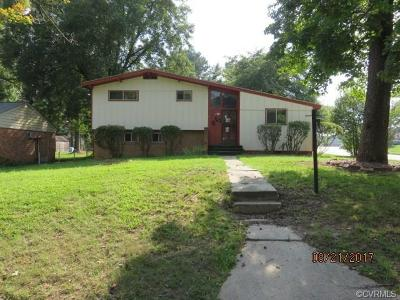 Petersburg Single Family Home For Sale: 2004 Warren Street