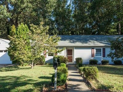 Prince George VA Single Family Home For Sale: $189,900