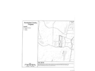 Powhatan Residential Lots & Land For Sale: 00 Giles Bridge Road
