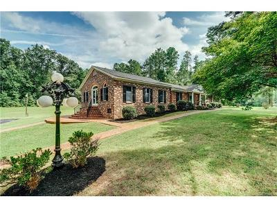 Mechanicsville VA Single Family Home For Sale: $365,000