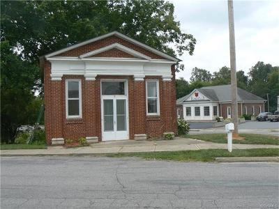 Cumberland VA Single Family Home For Sale: $140,000