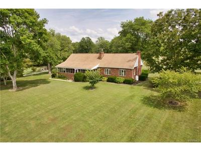 Hanover County Single Family Home For Sale: 2535 Westwood Road