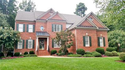 Glen Allen Single Family Home For Sale: 5259 Harvest Glen Drive