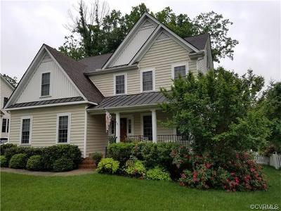 New Kent VA Single Family Home For Sale: $344,500