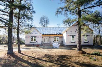 Richmond Single Family Home For Sale: 8101 Presquile Road