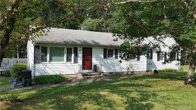 Hanover Single Family Home For Sale: 3500 Old Church Road