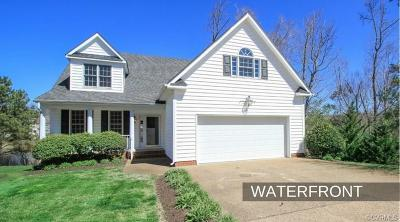 Mechanicsville VA Single Family Home For Sale: $359,950