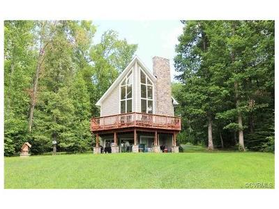 Bumpass VA Single Family Home For Sale: $739,000