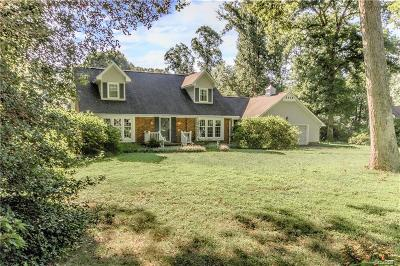 Chester Single Family Home For Sale: 3223 Wood Dale Road