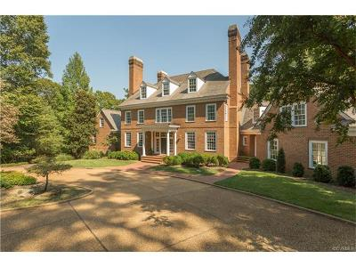 Williamsburg VA Single Family Home For Sale: $3,250,000