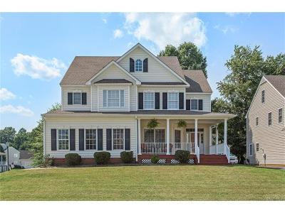 Hanover County Single Family Home For Sale: 9083 Haversack Lane