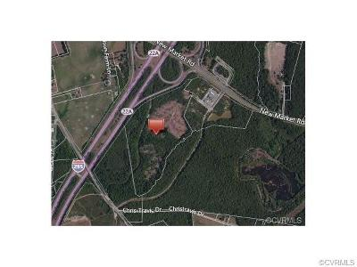 Henrico County Residential Lots & Land For Sale: Fordson Farm Lane