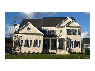 Henrico County Single Family Home For Sale: 12319 Liesfeld Farm Drive