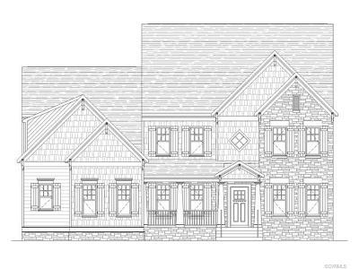 Henrico County Single Family Home For Sale: 12323 Liesfeld Farm Drive