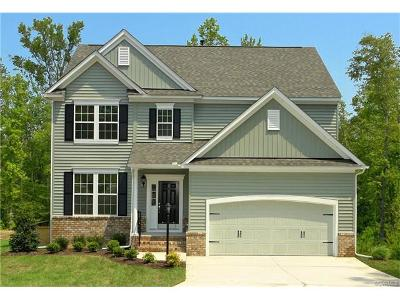 Midlothian VA Single Family Home For Sale: $469,950