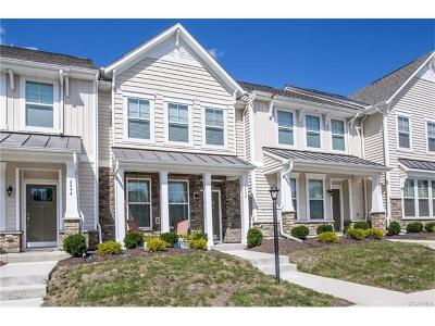 Glen Allen Condo/Townhouse For Sale: 2452 Marions Lane #2452