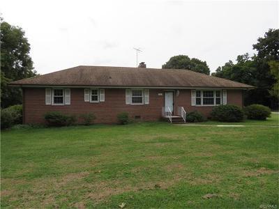 Ashland Single Family Home For Sale: 12033 Ashcake Road