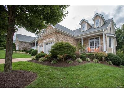 Richmond Single Family Home For Sale: 3432 Rivanna Drive