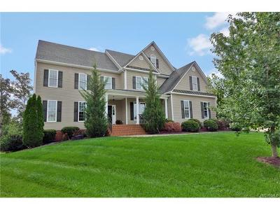 Chesterfield County Single Family Home For Sale: 14401 Savage View Place