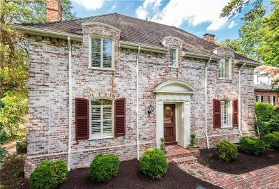Richmond Single Family Home For Sale: 6430 Roselawn Road