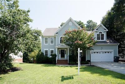 Hanover Single Family Home For Sale: 9471 Stone Spring Drive