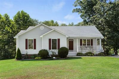 Dinwiddie Single Family Home For Sale: 4502 Canvasback Court