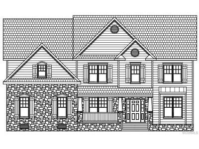 Henrico County Single Family Home For Sale: 11986 Essex Green Court