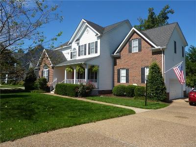 Chesterfield VA Single Family Home For Sale: $357,900