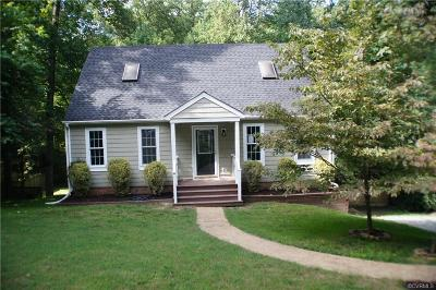 Chesterfield County Single Family Home For Sale: 8118 Babbler Lane
