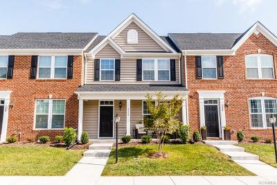 Hanover County Condo/Townhouse For Sale: 8068 Creekside Village Drive