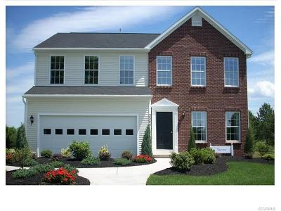 Chesterfield VA Single Family Home For Sale: $344,990