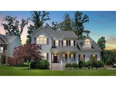 Midlothian VA Single Family Home For Sale: $294,950
