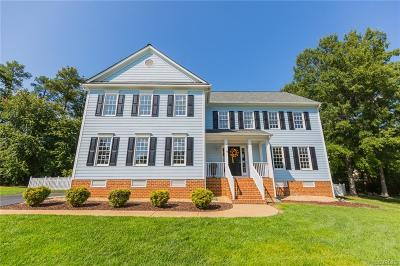 Henrico Single Family Home For Sale: 10816 Old Prescott Road