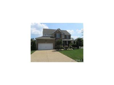 Glen Allen Single Family Home For Sale: 11813 Mason Park Way