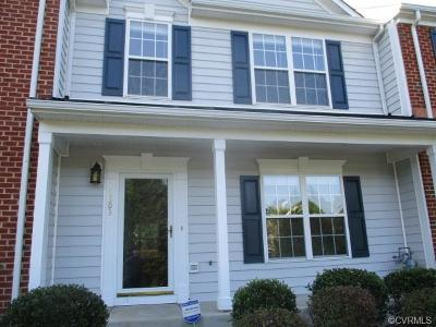 Glen Allen Condo/Townhouse For Sale: 11503 Friars Walk Terrace #11503