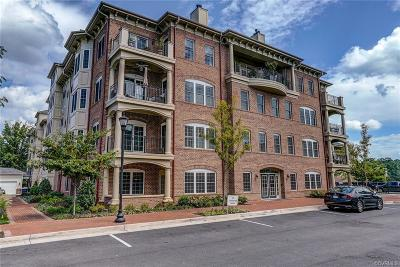 Henrico Condo/Townhouse For Sale: 1220 Balustrade Boulevard #3B