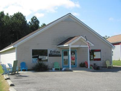 Middlesex County Commercial For Sale: 16474 General Puller Highway