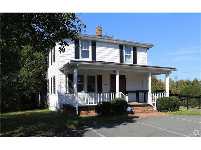 Goochland Single Family Home For Sale: 3041 River Road West