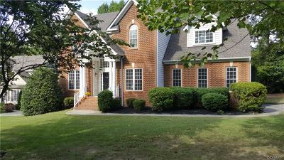 Hanover Single Family Home For Sale: 9509 Stone Spring Drive