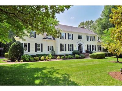 Midlothian Single Family Home For Sale: 14311 Leafield Drive