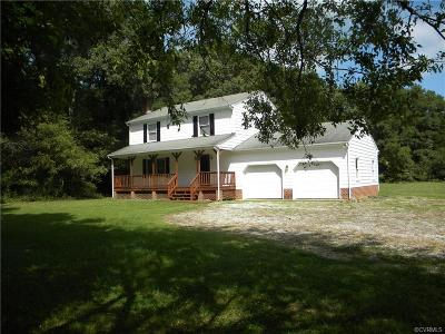 Henrico Rental For Rent: 2400 New Market Road