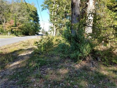 Richmond Residential Lots & Land For Sale: 101 Evergreen Avenue