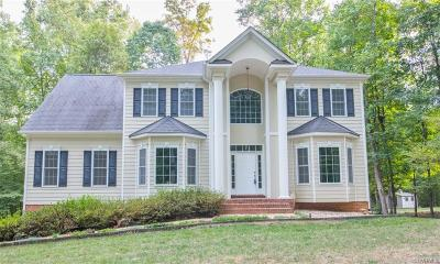 Powhatan Single Family Home For Sale: 2349 Branchway Creek Drive