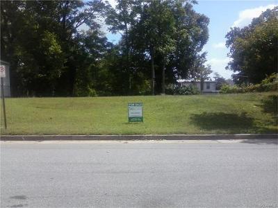 Richmond Residential Lots & Land For Sale: 1413 Spotsylvania Street