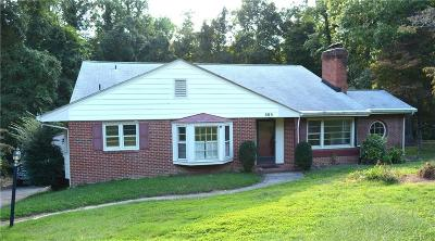 Henrico VA Single Family Home For Sale: $200,000